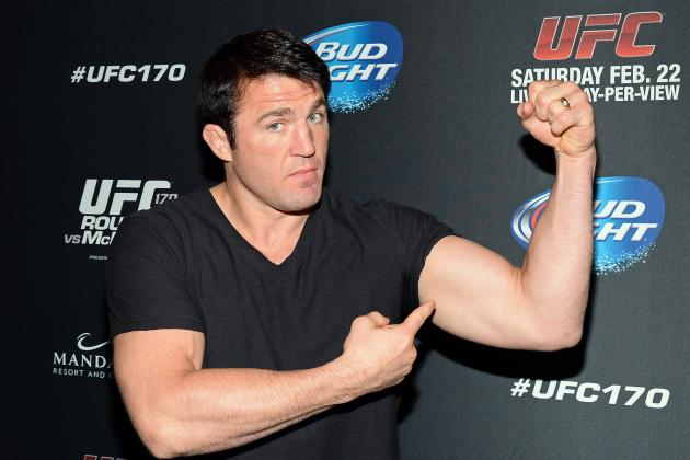 Chael Sonnen Expects Anderson Silva to Return as Light Heavyweight