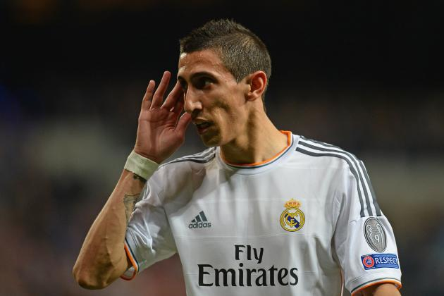 Arsenal Transfer News: Angel Di Maria and Gunners' Top Targets This Summer