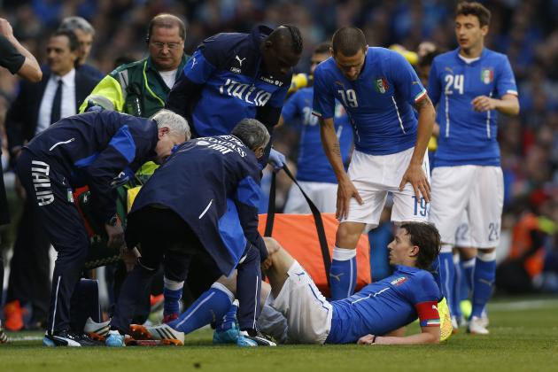 Riccardo Montolivo Injury: Updates on Italy Star's Leg and Return