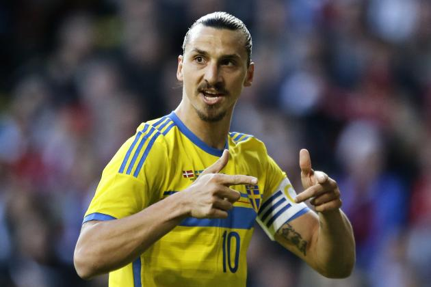 Zlatan Ibrahimovic's Response to Eden Hazard's French Lessons Is Classic