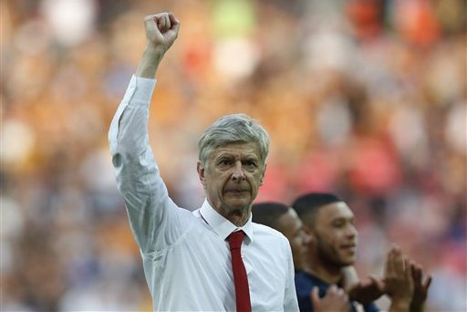 Arsenal Transfer News: Arsene Wenger Must Back Up Talk with Active Summer Window