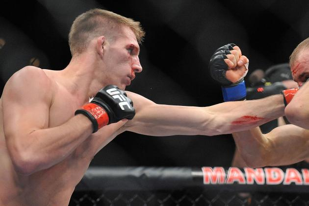 UFC Fight Night 41: What We Learned from Strickland vs. Barnatt
