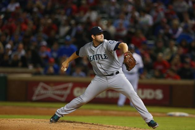 Dominic Leone Ready for Larger Role in Seattle Mariners Bullpen