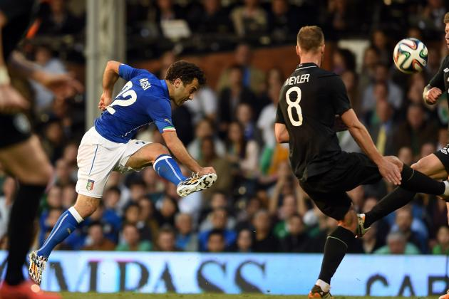 Italy vs. Ireland: International Friendly Live Score, Highlights, Report