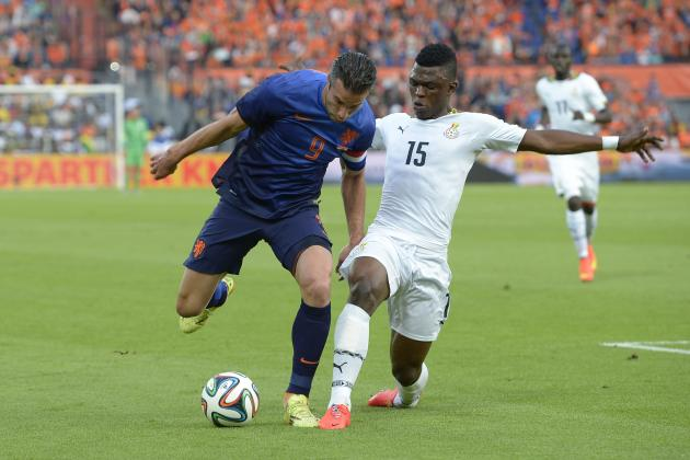 Netherlands vs. Ghana: Score, Grades and Post-Match Reaction