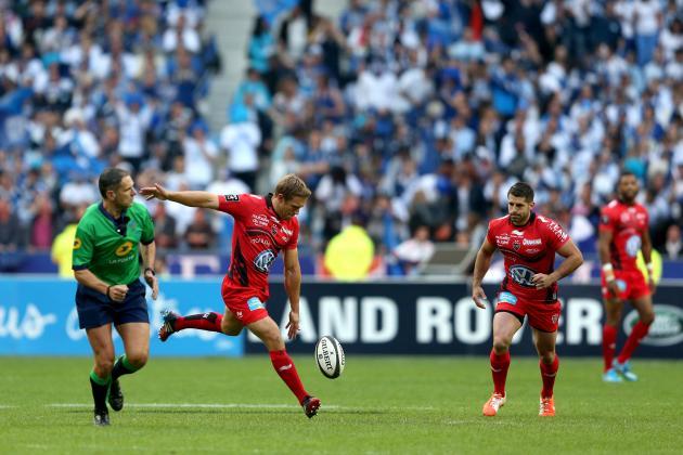 Top 14 Final 2014: Toulon vs. Castres Report on Day Jonny Wilkinson Retires