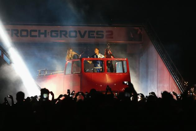 George Groves Enters Rematch with Carl Froch in a London Bus