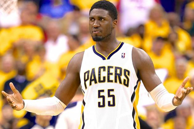Roy Hibbert Reportedly Would Be Open to Trade from Indiana Pacers