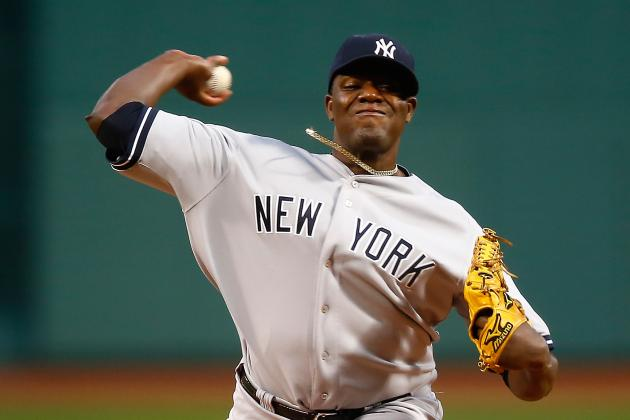 Yankees Shut Michael Pineda Down Due to Inflammation in His Upper Back