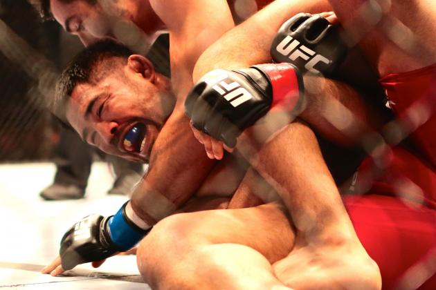 UFC Fight Night 41: Loss Should Move Mark Munoz into Retirement