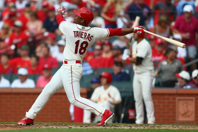 Oscar Taveras Will Become NL Rookie of the Year Front-Runner