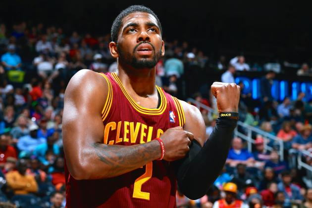 Cleveland Cavaliers Reportedly Receiving Calls About Kyrie Irving Trades
