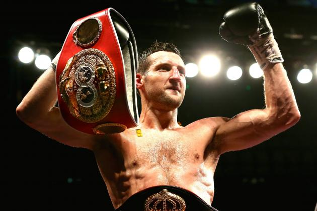 Carl Froch the Vindicated British King After Flooring George Groves in Rematch