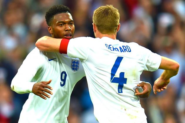 England V Peru Film Focus Review: Sturridge Thrives When Given Liverpool Freedom