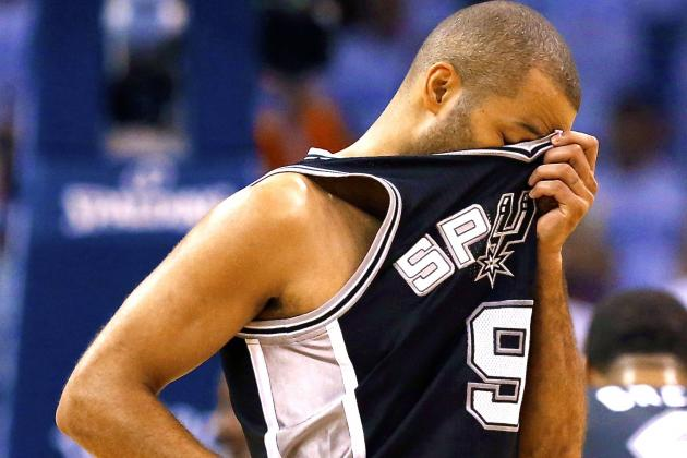 Tony Parker Injury: Updates on Spurs Star's Ankle and Return
