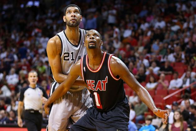 Miami Heat vs. San Antonio Spurs: Game 1 Preview and Predictions