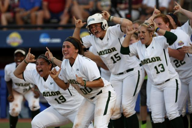 College Softball World Series 2014: Day 3 Results, Highlights, Twitter Reaction