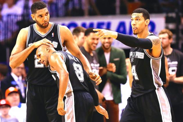 Spurs vs. Thunder Game 6: Live Score, Highlights and Reaction