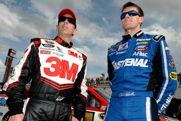 Carl Edwards, Greg Biffle and the Uncertain Future of Roush Fenway Racing