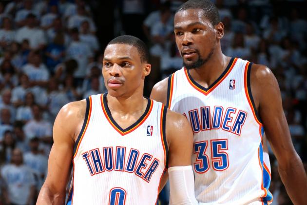 Can Kevin Durant, Russell Westbrook and Thunder Ever Get over Championship Hump?