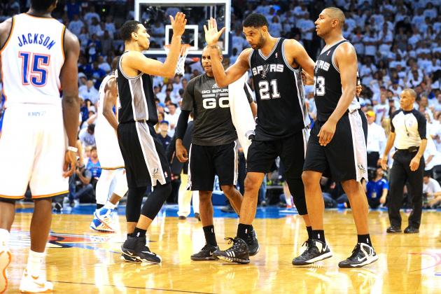 Spurs' 'Tortoise and the Hare' Approach Earns Them Yet Another Finals Berth