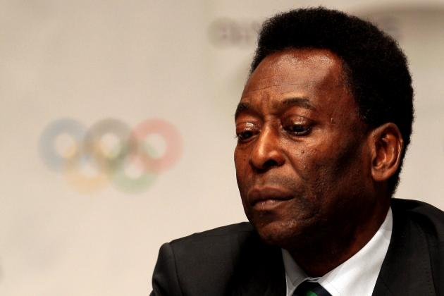 Pele's Son, Edinho, Reportedly Given 33 Years in Prison for Money Laundering