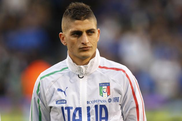 Italy vs. Ireland: Film Focus Review of Marco Verratti's Performance