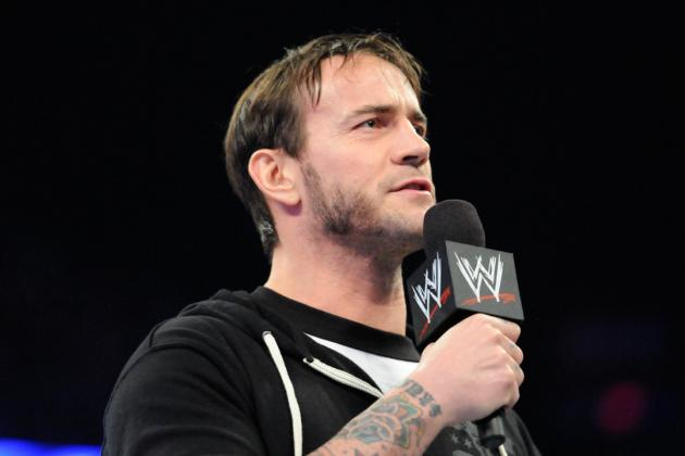 CM Punk: Latest News and Buzz Surrounding Former WWE Star for Week of May 26
