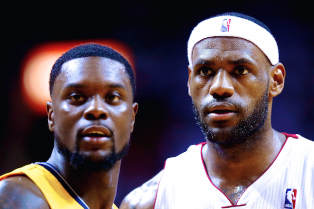 LeBron James: 'I Have No Idea How I Restrained' Myself Against Lance's Antics