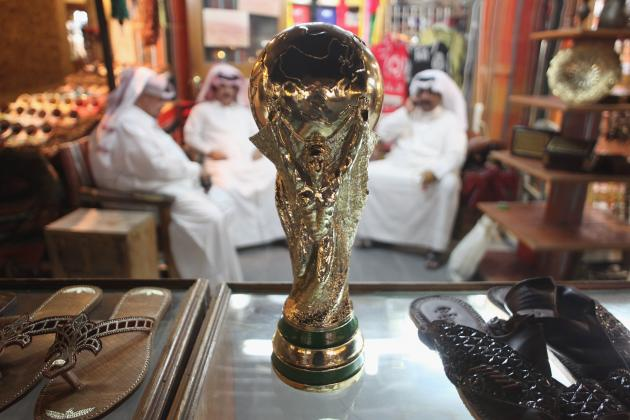 FIFA Risks Damaging World Cup If Qatar 2022 Allegations Are Not Addressed