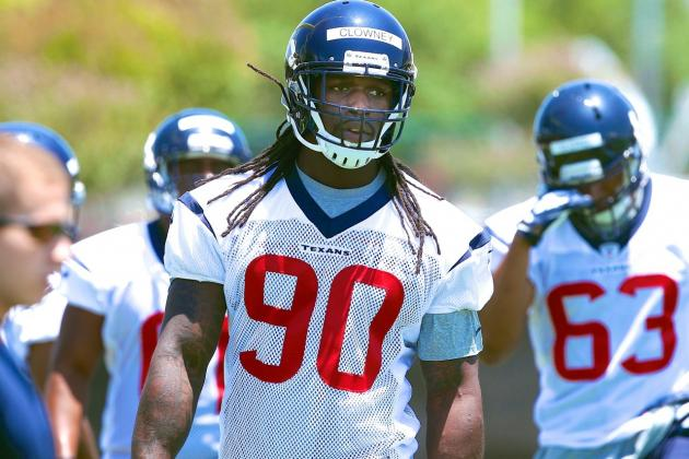 How Can the Houston Texans Maximize Talent of J.J. Watt and Jadeveon Clowney?
