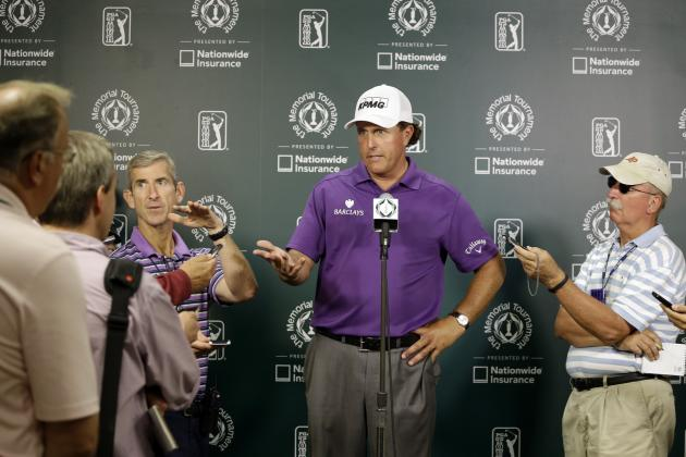 When Will Phil Mickelson's Sponsors Begin Jumping Ship?