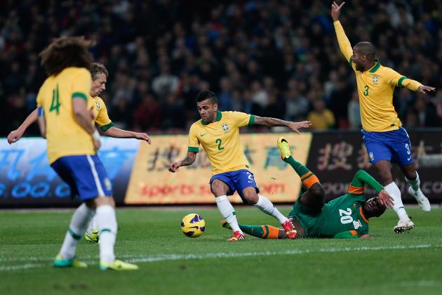 Brazil vs. Panama: Date, Time, Live Stream, TV Info and Preview