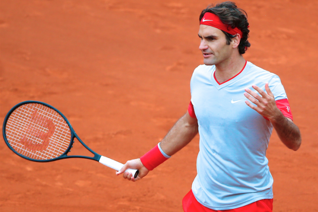 Roger Federer vs. Ernests Gulbis: Score and Recap from 2014 French Open