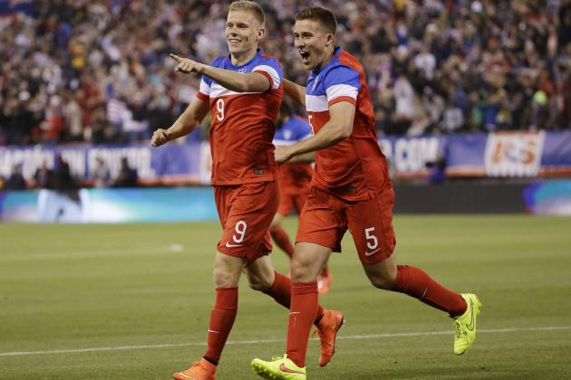 USA vs. Turkey: Live Player Ratings for USMNT