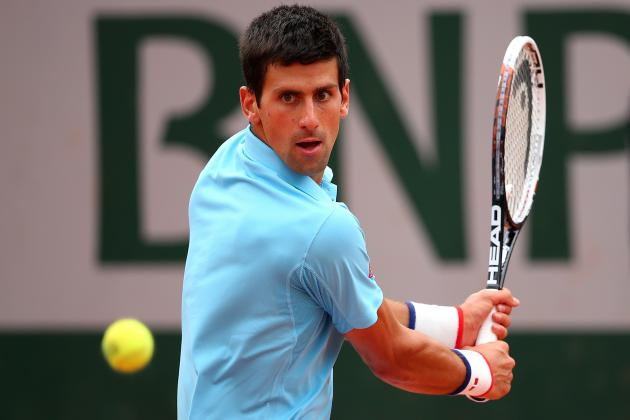 Novak Djokovic vs. Jo-Wilfried Tsonga: Score and Recap from 2014 French Open