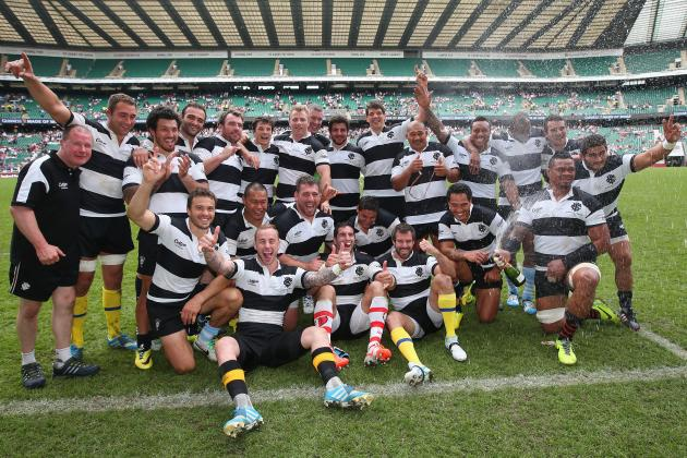 England vs. Barbarians Rugby: Score, Report, Highlights and Analysis