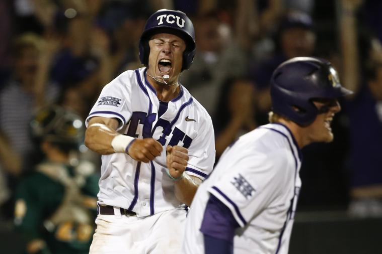 TCU Beats Sam Houston State in Historically Long 22-Inning NCAA Tourney Game