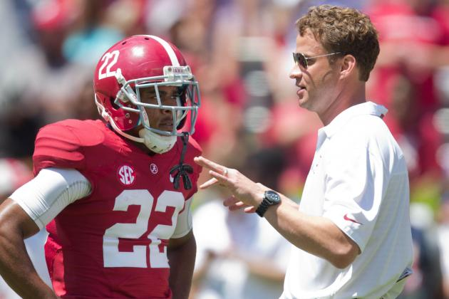 Lane Kiffin Comments on Alabama Football Offense and More