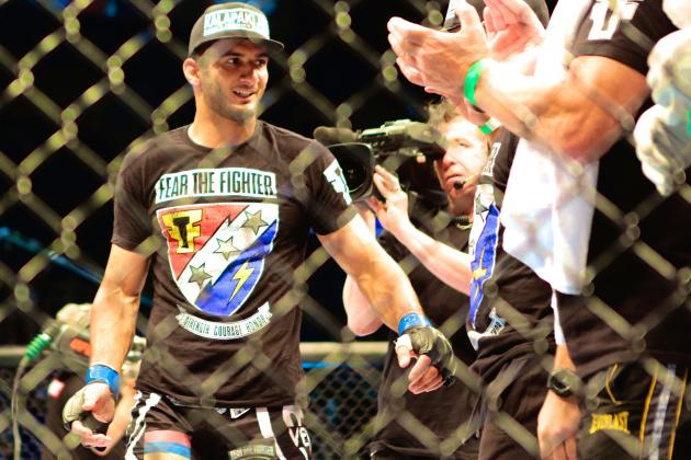 UFC Fight Night 41: 3 Fights for Gegard Mousasi to Take Next