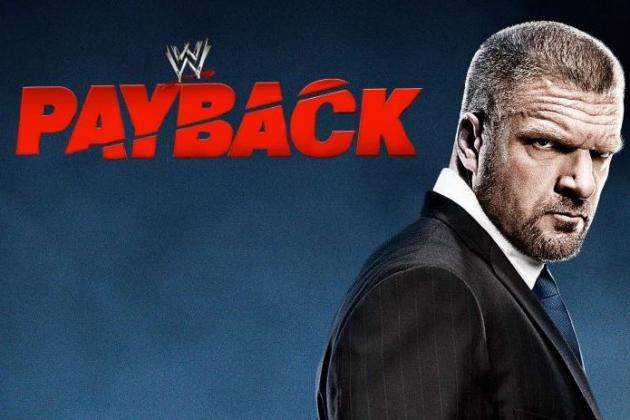 WWE Payback 2014 Results: Live Reaction and Review