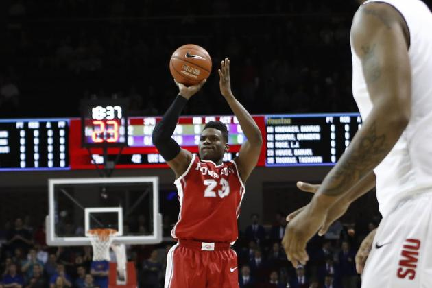 Texas A&M Lands Houston Transfer Danuel House