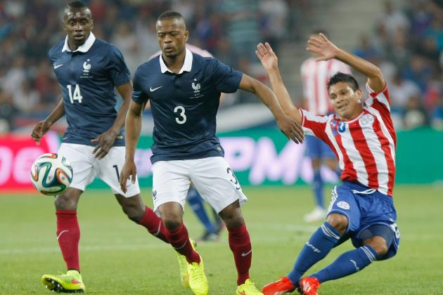 France vs. Paraguay: International Friendly Live Score, Highlights, Report