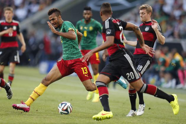 Germany vs. Cameroon: Score, Grades and Post-Match Reaction