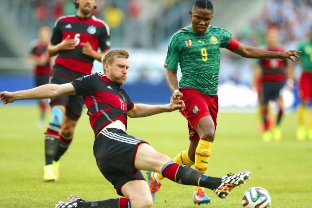 Germany vs. Cameroon: International Friendly Live Score, Highlights, Report