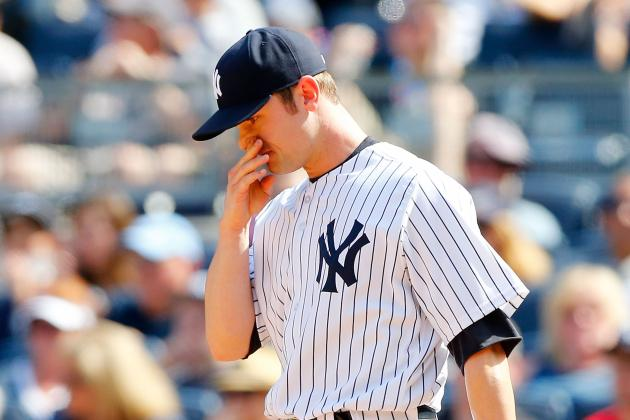 Yankees Closer David Robertson Blows Game, as Twins Come Back to Win 7-2