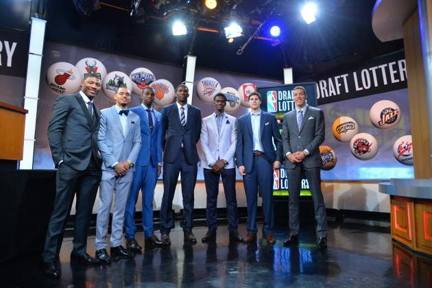 NBA Mock Draft 2014: Updated Projections for Entire 1st Round