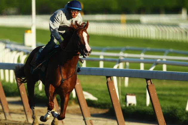 California Chrome's Triple Crown 2014 Odds and Breakdown for Belmont Stakes