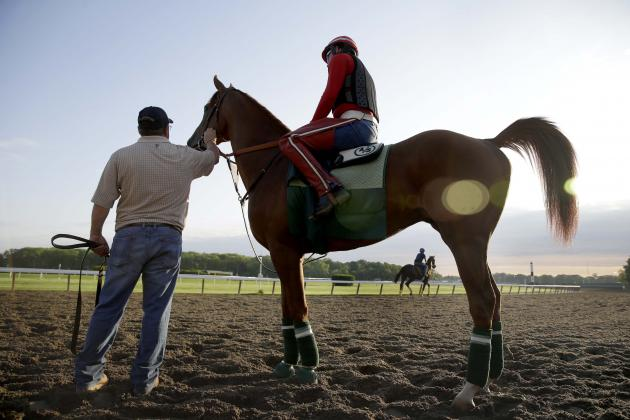 Belmont Stakes 2014: Post Time, TV Schedule, Post Positions Info