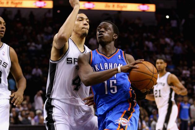 Reggie Jackson Admits He Would Like to Start for Oklahoma City Thunder